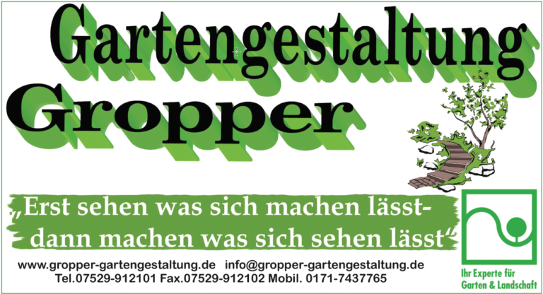 Gropper_Gartengestaltung